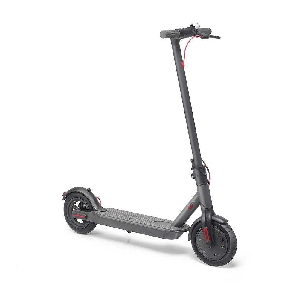 Trottinette électrique : un moyen de transport adoré des jeunes ?